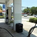 Como abastecer o carro em Orlando