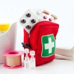 Levar medicamentos na bagagem