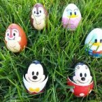 Disney Eggs Extravaganza 2015
