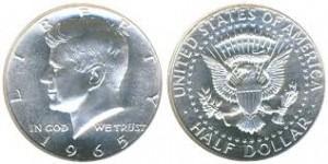 half dolar