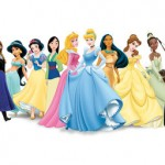 Refeições com as princesas da Disney