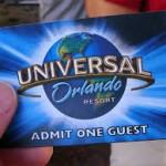 Venda de ingressos para parques de Orlando