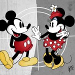 Novo Meet and Greet do Mickey e Minnie no Hollywood Studios