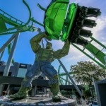 Reabre a montanha russa do Hulk no Island of Adventure