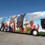 Transporte gratuito para o Busch Gardens