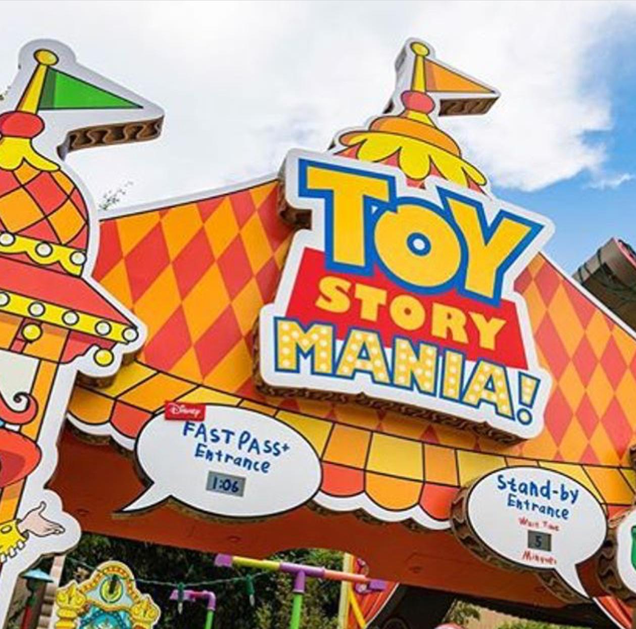 ToyStory Mania