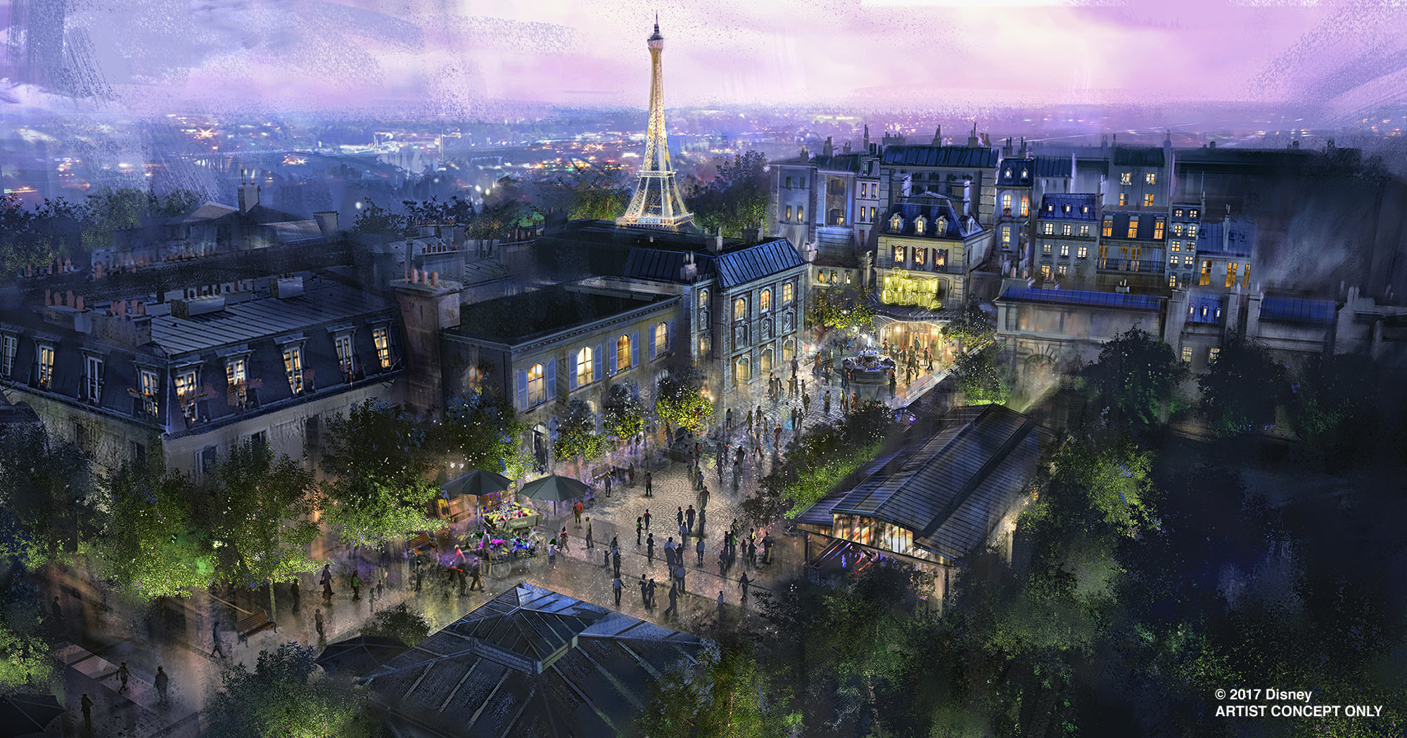 Looking ahead to the 50th Anniversary of Walt Disney World Resort, Walt Disney Parks & Resorts Chairman Bob Chapek announced exciting plans across Epcot to realize the original vision of the park while making it more timeless and relevant than ever before. Patterned after the number one family attraction at Disneyland Paris, Ratatouille will be added in an all-new space in the France pavilion in World Showcase at Epcot.